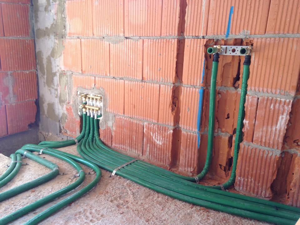Impianti idraulici riscaldamento a pavimento impianti for Quali tubi utilizzare per l impianto idraulico